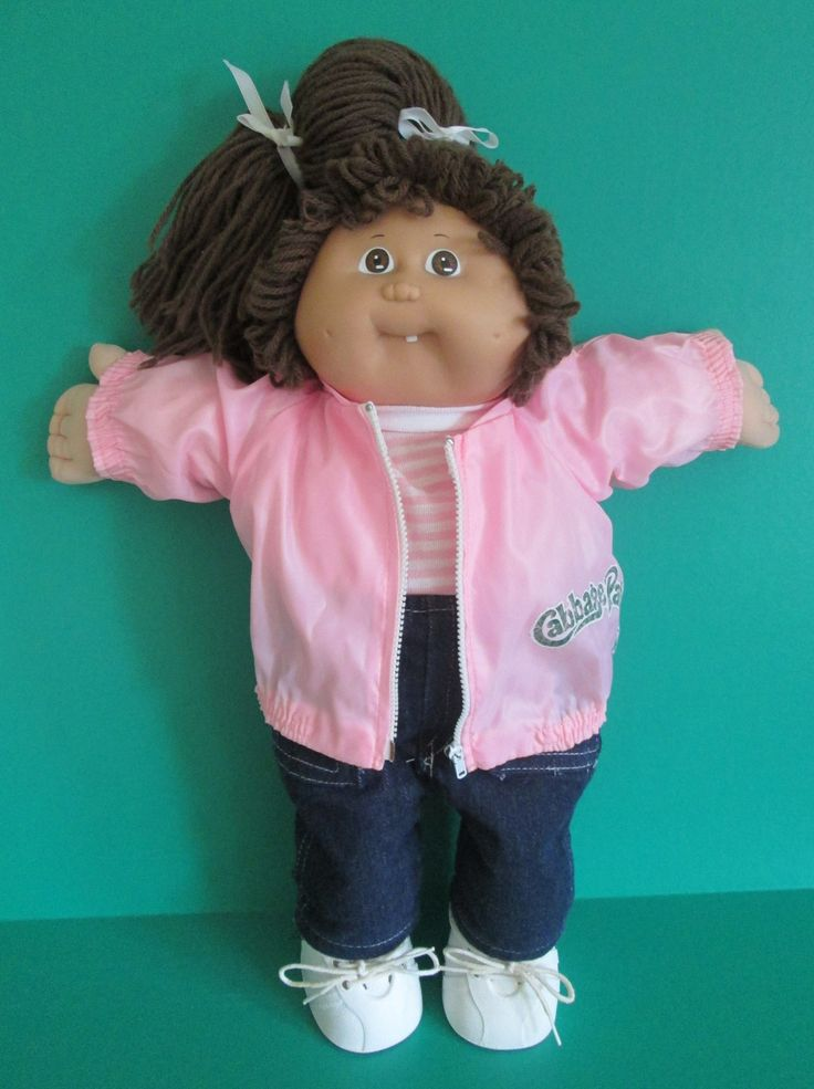 169 Best Cabbage Patch Dolls Images On Pinterest Cabbage