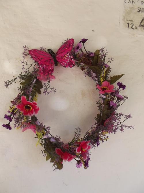 corona country rosa butterfly elisadeibiza