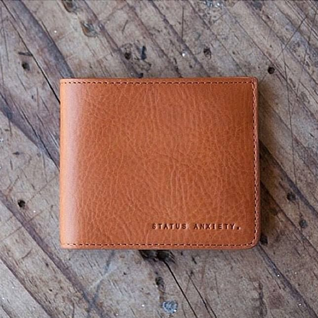 Amos Wallet in Tan by @statusanxiety the perfect solution for you for your pocket. Get yours now on http://www.theassemblystore.com/ #theassemblystore #statusanxiety #fashion #style #leathergoods