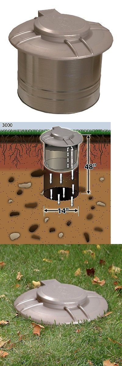 Pooper Scoopers and Bags 116392: Doggie Dooley Septic Tank Style System Large -> BUY IT NOW ONLY: $42.03 on eBay!