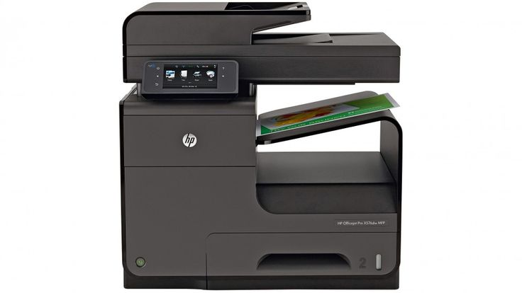 HP Officejet Pro X576DW Multifunction Printer - Printers & Scanners - Printing, Ink & Paper - Cameras, Printers & Stationery | Harvey Norman Australia