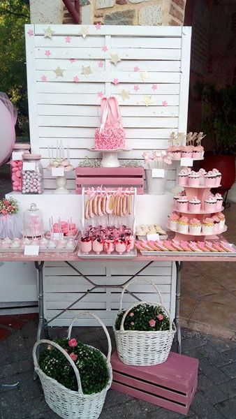 Στολισμός Βάπτισης-Candy Bar ,Ν. Λάρισας,Little Bow www.gamosorganosi.gr