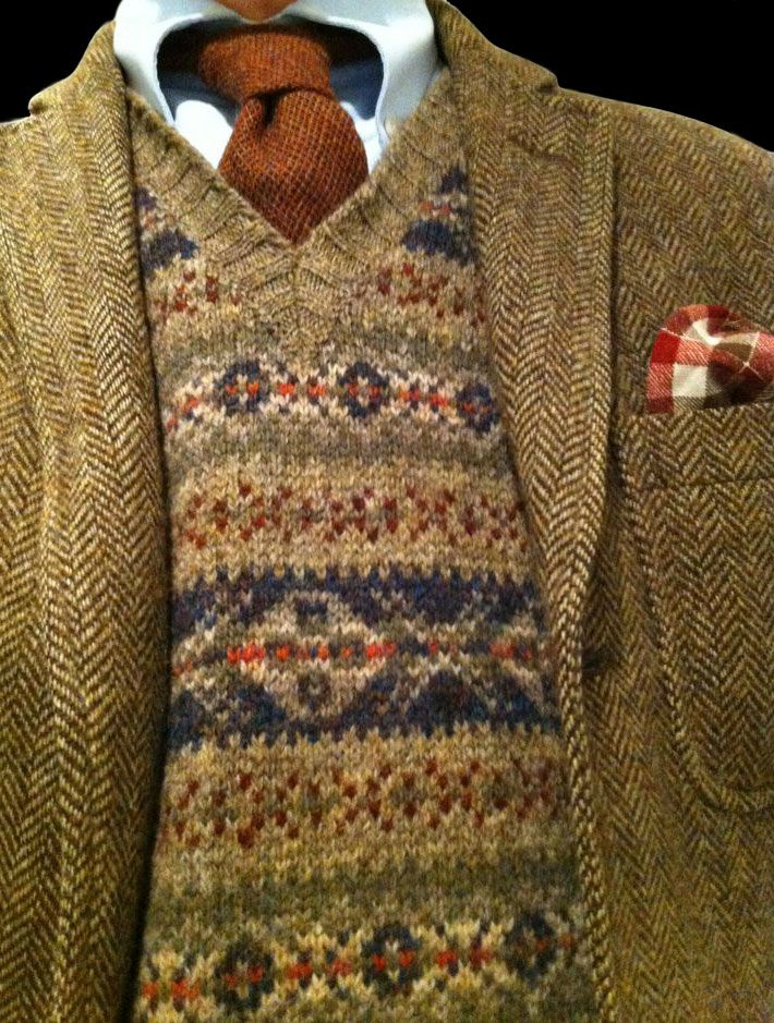 Tweed - the best winter kit. http://annabelchaffer.com/