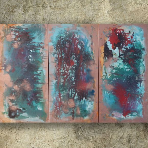 142 best images about Abstract Painting on Pinterest