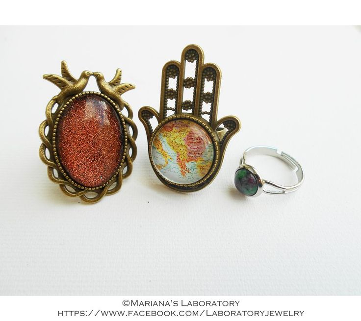 Untitled Rings by Marys-Laboratory