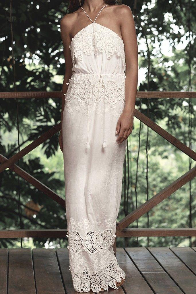 Jetset Diaries Paradise Maxi Dress | Nic del Mar