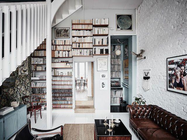Hogar vintage de estilo inglés - Decoratualma