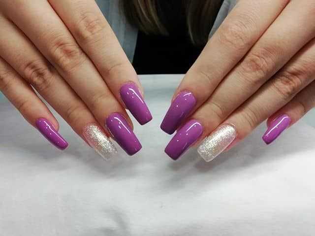 50 Gorgeous Purple Nails to Inspire your Next Nail Design   – FASHION – Beauty