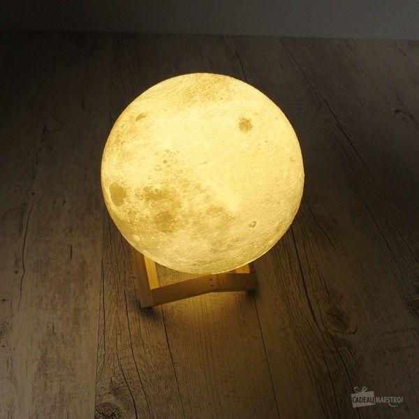 Veilleuse Lune Cadeau Maestro