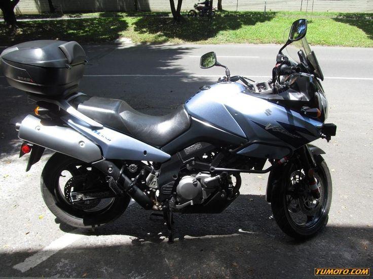 suzuki vstrom 650 501 cc o más