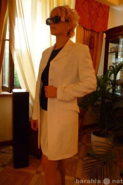Мини юбка длинный пиджак