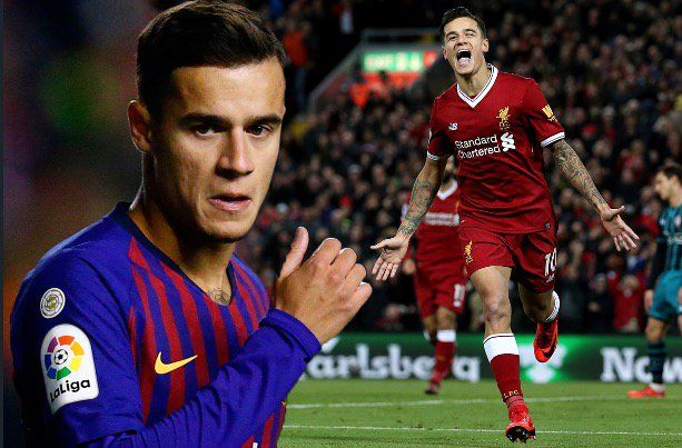 Latest Football News Are You Going Back To Liverpool Coutinho