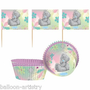 Me To You Tatty Teddy Party Items Tableware Decorations All Under One Listing | eBay