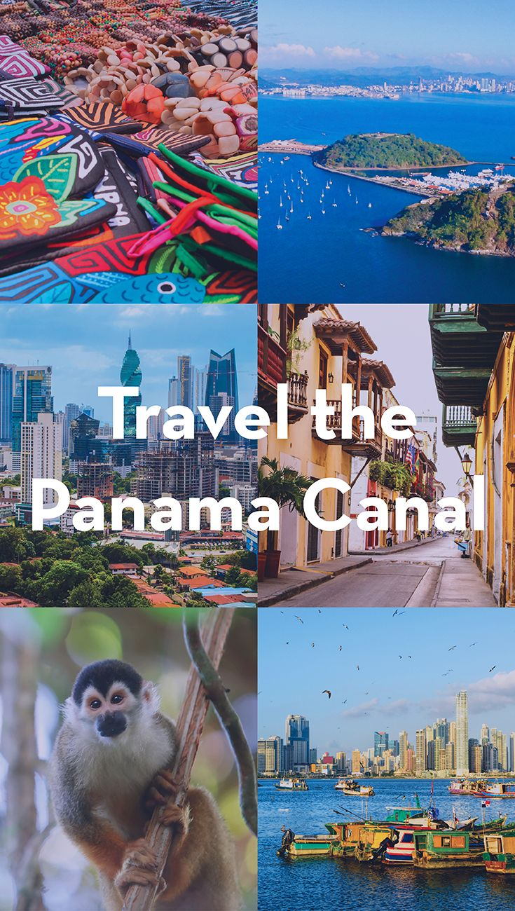 From beautiful cities to breathtaking beaches, the Panama Canal has a little bit of everything. http://www.hollandamerica.com/cruise-destinations/panama-canal-cruises?WT.mc_id=SM_Pinterest