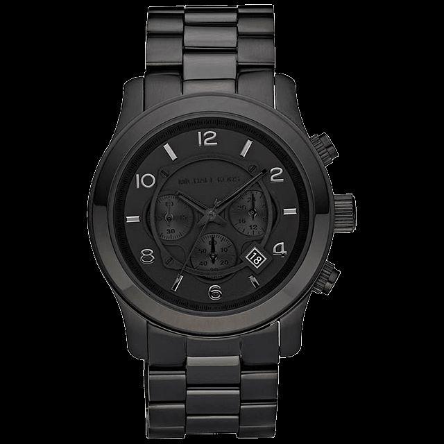 british designer watches o8qa  Michael Kors Runway #Black #Chronograph #Watch #Mens #Gents #Gift #
