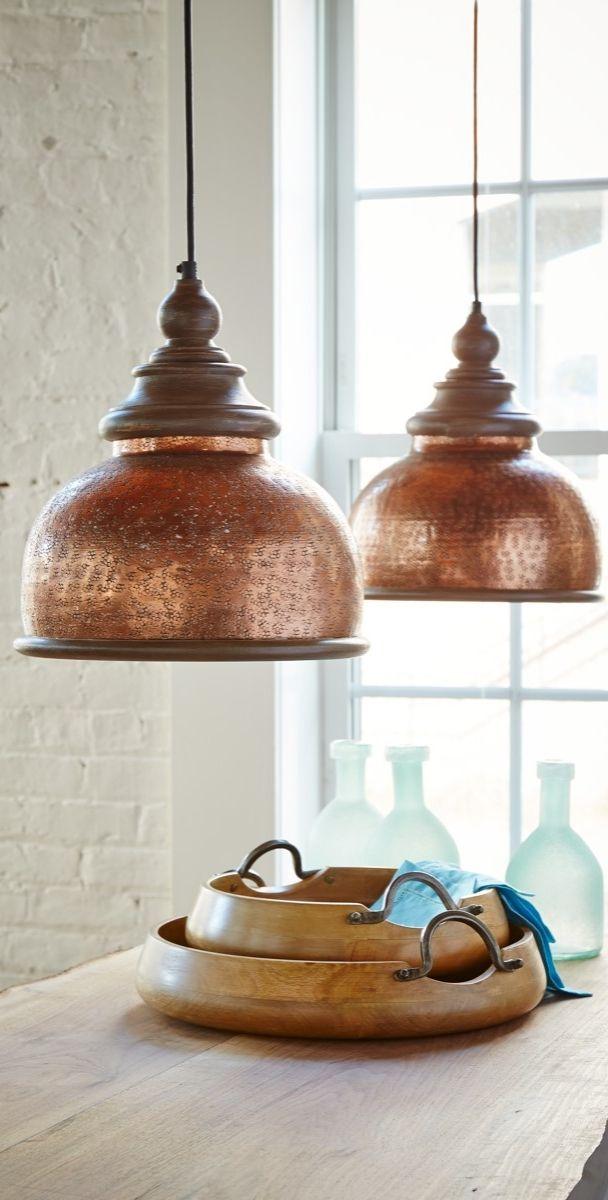 25 best ideas about Copper Pendant Lights on Pinterest  Copper