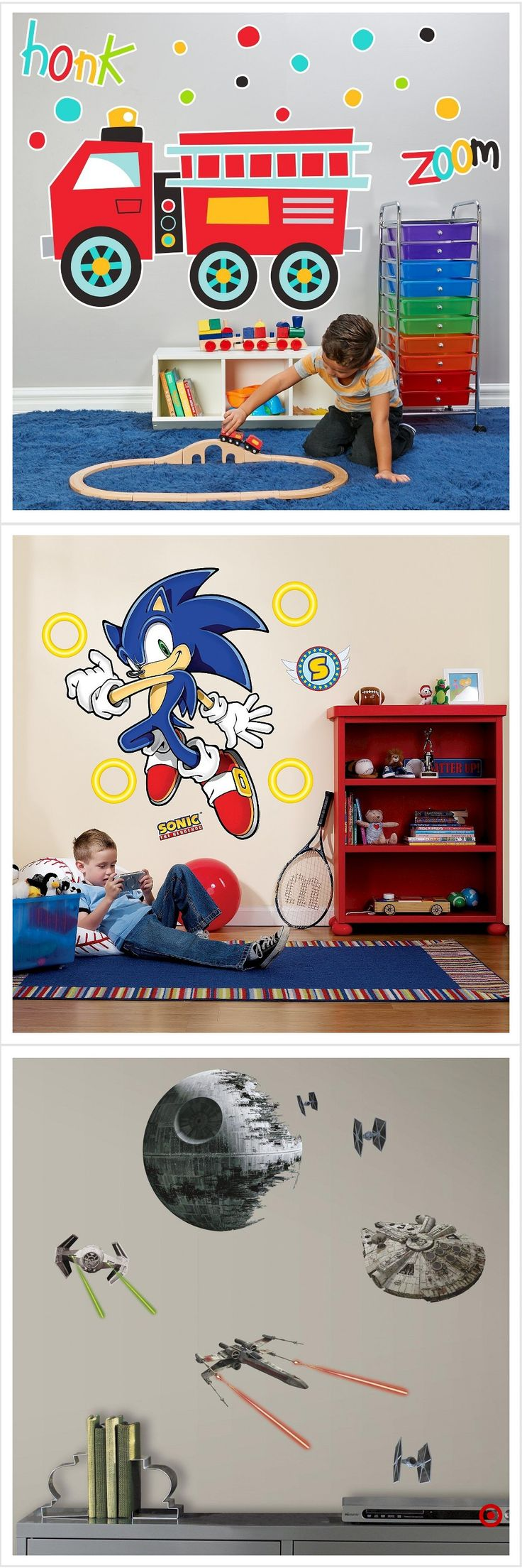 Shop Target for wall decal you will love at great low prices. Free shipping on orders of $35+ or free same-day pick-up in store.