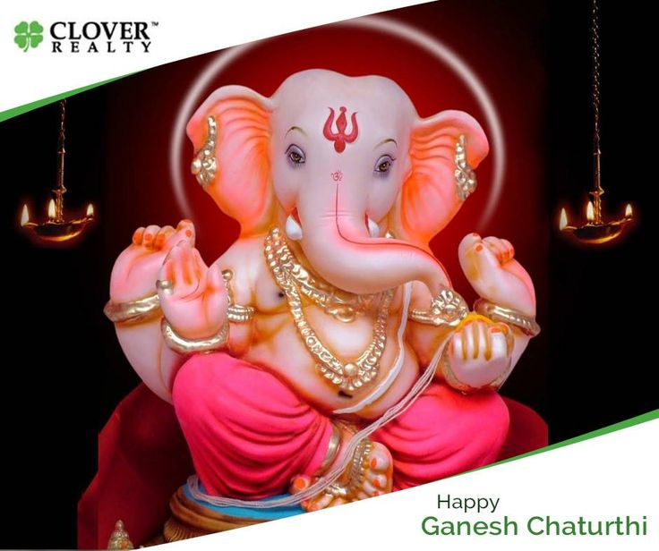 Bring Ganesha to a home that is plush with amenities, thoughtfully fabricated and designed to perfection. Bring Ganesha to Clover Realty's creations. We wish you all a very happy Ganesh Chaturthi! #HappyGaneshChaturthi