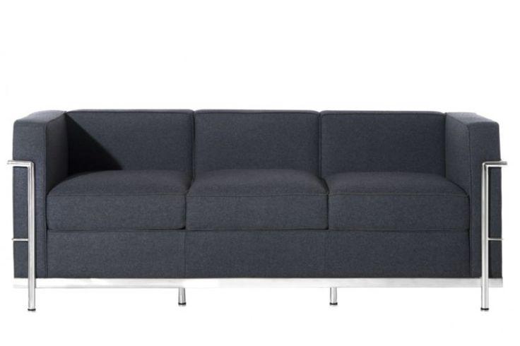 LC kanapé kasmír 3 személyes