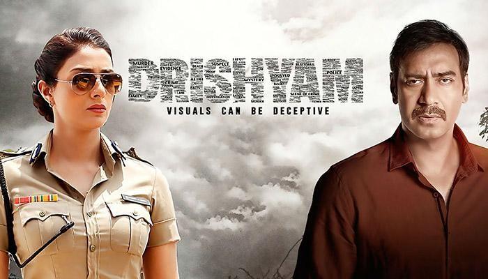 Drishyam movie review: Ajay, Tabu's thrilling journey!