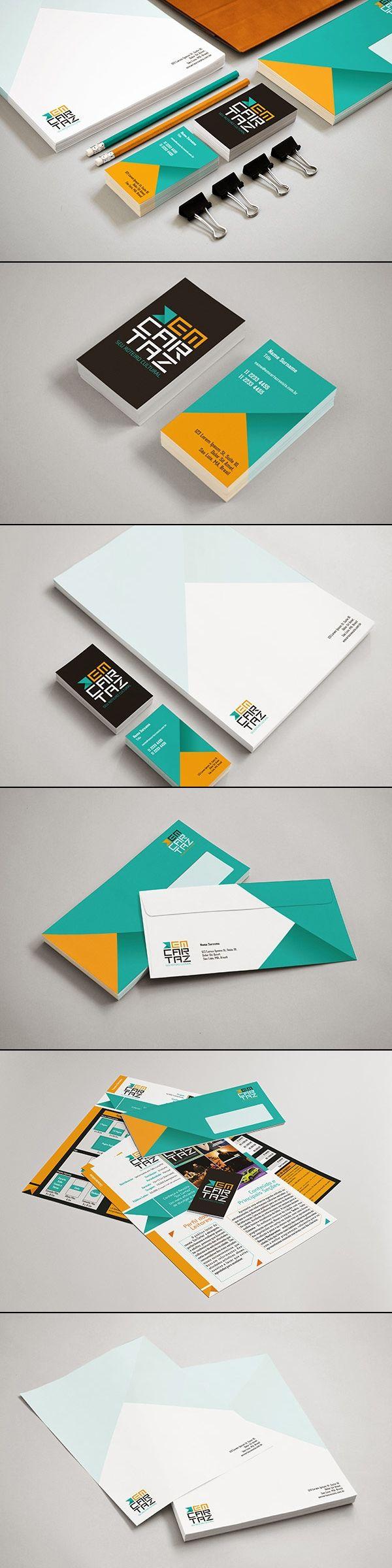 Em Cartaz – Corporate Design by Kempeli Design e Comunicação