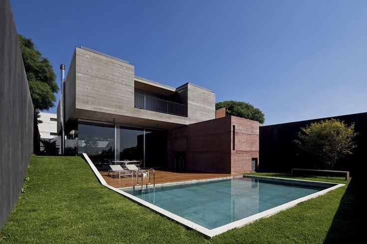 Boaçava House, by Una Arquitetos / Sao Paulo, Brazil