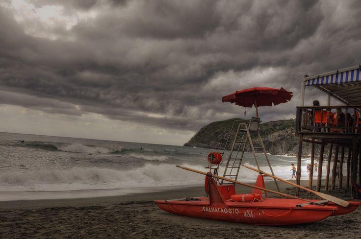 Surf's Up (Levanto, Italy)