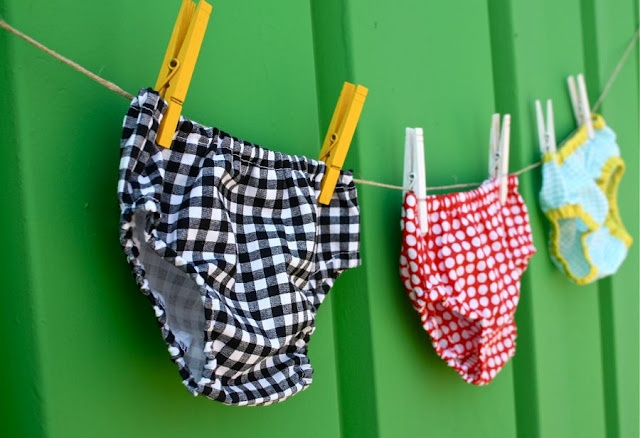 Diaper cover tutorial!