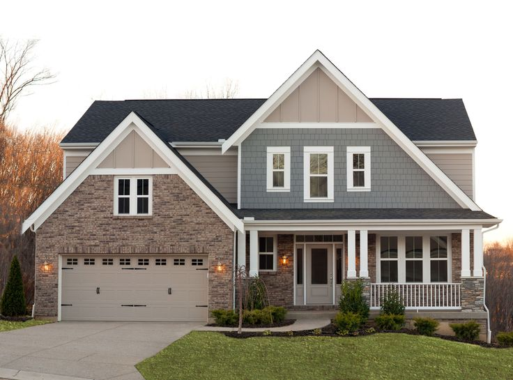 This Is The Exterior Of My House! Just Different Colors U003d] Fischer Homes  Wallace Coastal Classic Design