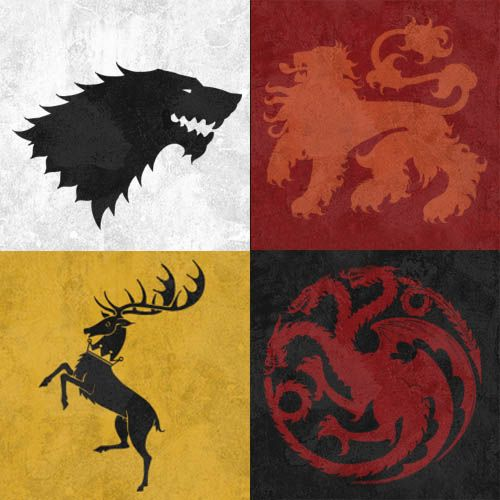 Game Of Thrones Join The Realm Sigil Creator Make Your Own House Or