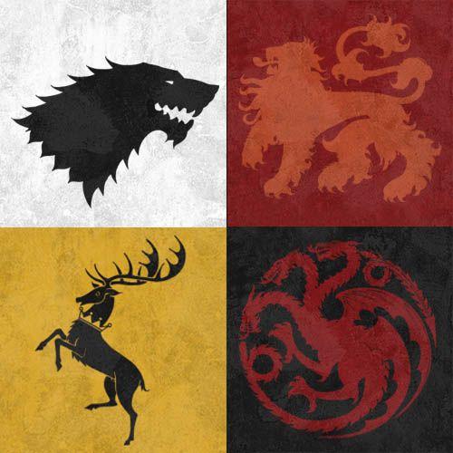 Die Besten 25 Game Of Thrones Sigils Ideen Auf Pinterest