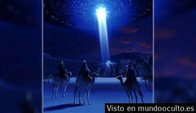 La verdad sobre La Estrella de Belén: un OVNI de origen extraterrestre