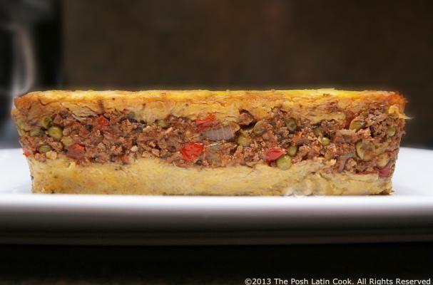 Foodista | Recipes, Cooking Tips, and Food News | Pastelón – Sweet Plantain Puerto Rican Lasagna