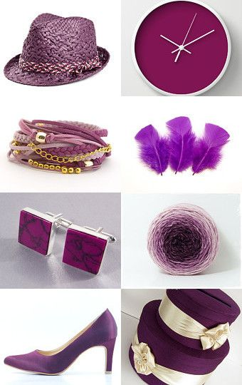 Lovely plum finds by Gaia Salatino Ghirardi on Etsy--Pinned with TreasuryPin.com  #plumgift #plumgiftideas #etsytreasury