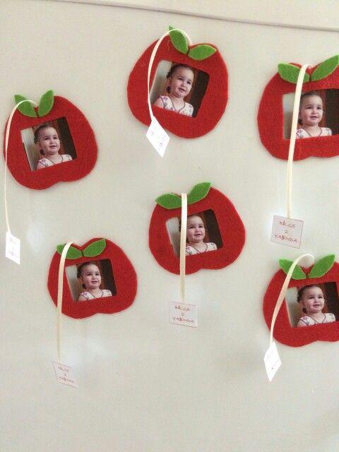 Pamuk prenses dogum günü elma parti kırmızı bilge
