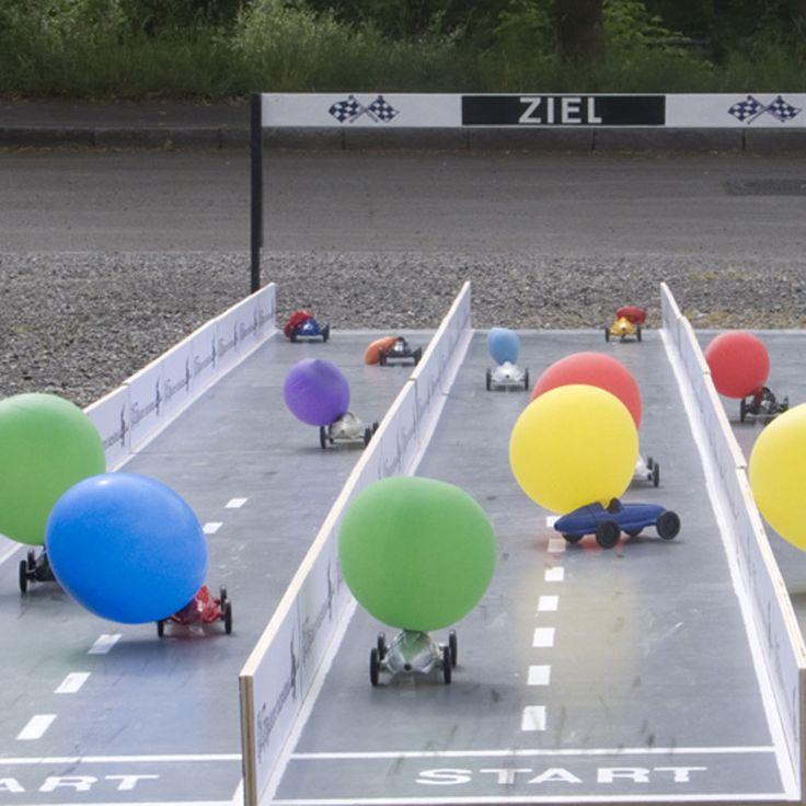 top3 by design - Dieters Holzpielzeug - balloon car orange