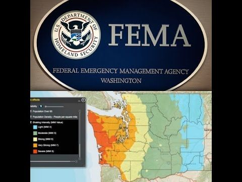 FEMA Preparing For Large Earthquake On Cascadia Subduction Zone - YouTube uploaded July 16, 2015 (3 min video) Tom Lupshu channel.