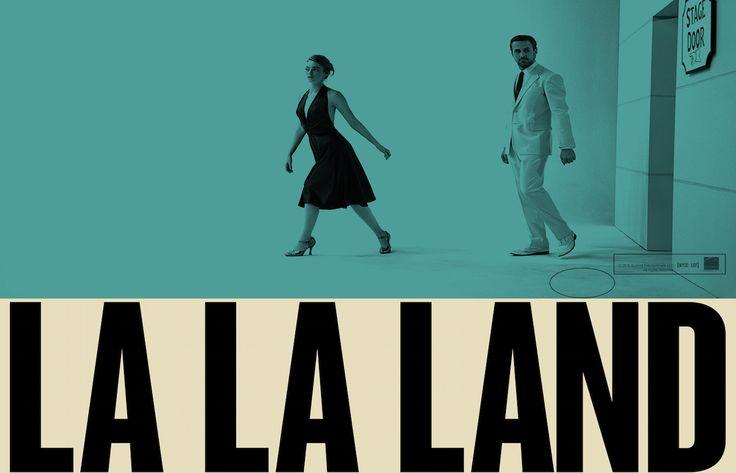『セッション』のデミアン・チャゼル監督最新作で、ライアン・ゴズリング&エマ・ストーン共演のミュージカルロマンス『ラ・ラ・ランド(原題)/La La Land』の最新特報とブルーノート風ポスターが公開!