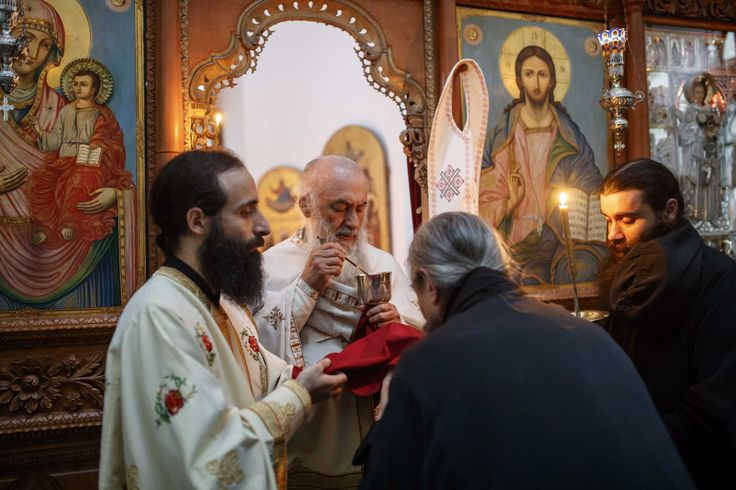 ***Archimandrite Zacharias (Zacharou): happiness is to take care whom you love – Photo Journal from Liturgy***  If we want, Christian, to have our heart filled with divine love we must first empty them of...  #orthodox #faith #God #religion #Christianity #church #monk  #mount athos #holy mountain  #prayer #obedience #work #toil #study #learn #quote #life #heart #mind #spiritual #ascetic #inspirational #inspiration #photos #image #photography #portrait #love #education #soul #architecture…