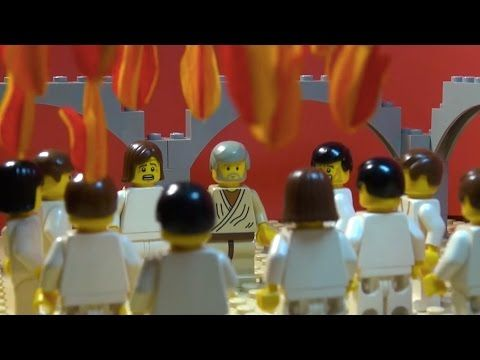 Pentecost explained: A Lego video explaining Pentecost that your children will love | Christian News on Christian Today