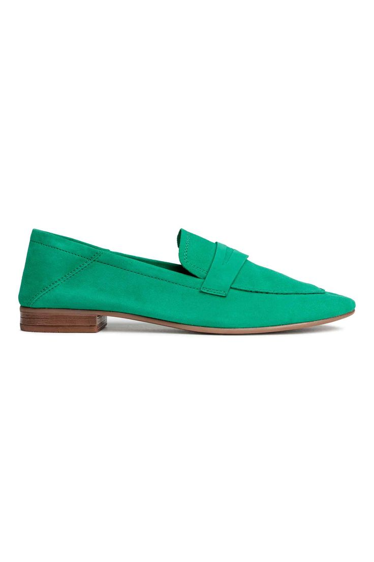 Loaferit - Vihreä - Ladies   H&M FI