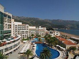 Muntenegru - Becici - Splendid Spa Resort 5*