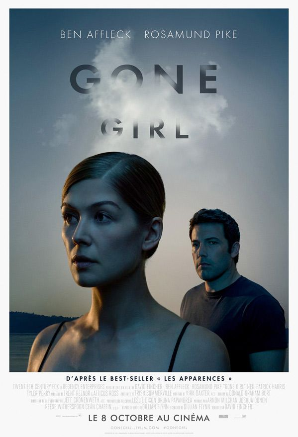 You MUST watch this movie! I even read the book, but Amy Dunne is perfection! Check out her strange Pinterest boards!