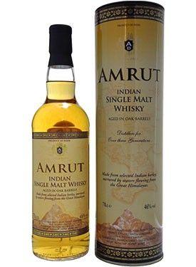 Amrut Indian Single Malt Whisky   @Caskers