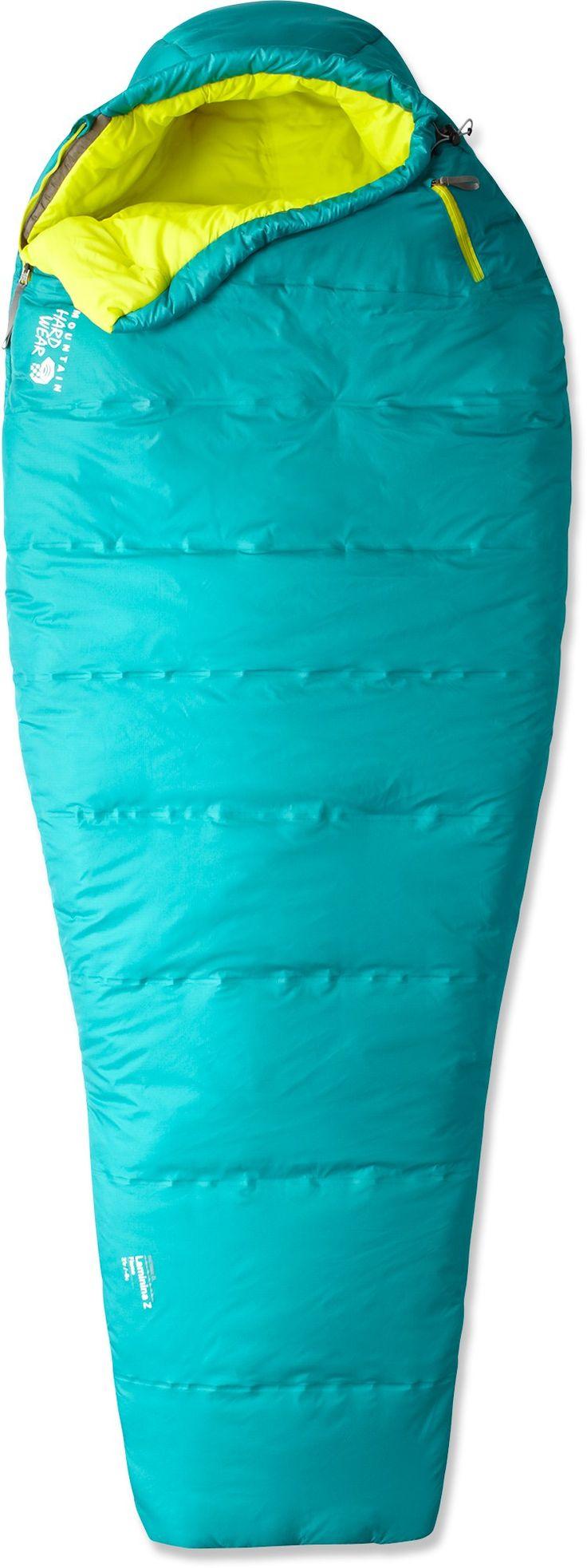 Mountain Hardwear Female Laminina Z Flame Sleeping Bag - Women's