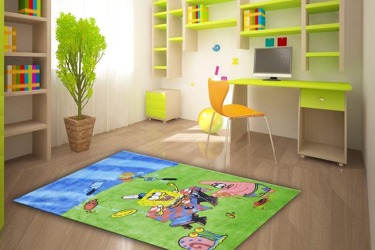 Μπομπ Σφουγγαράκης - SpongeBob. Μπλε - πράσινο 3. ΠΡΟΣΦΟΡΑ