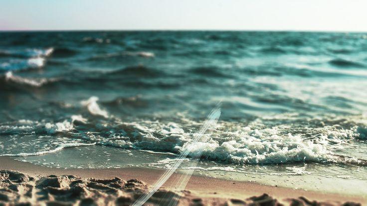 море, волны