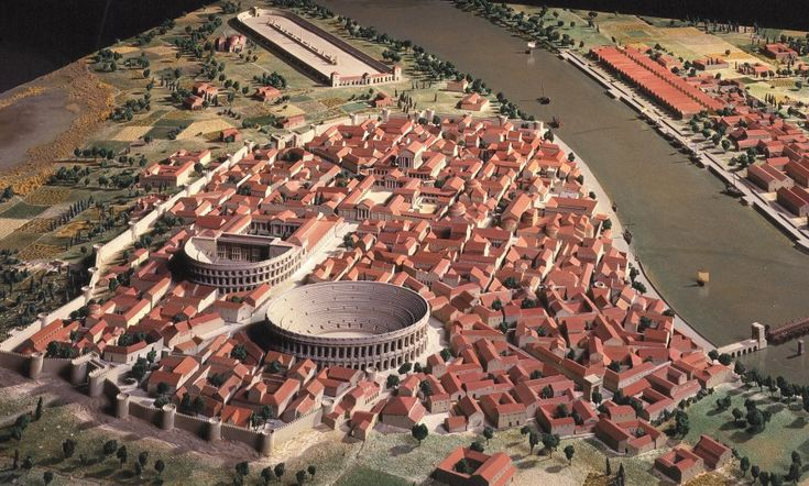 ROMAN CITY OF ARLES (Photo Credit: Ancient Rome)