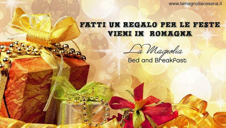 Fatti un regalo. Offerta Capodanno alla Magnolia Cesena a pochi km da Cesenatico e Cervia Milano Marittima