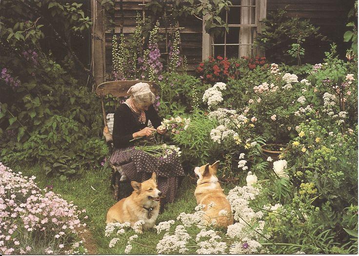 「Tasha Tudor's Garden」の画像検索結果